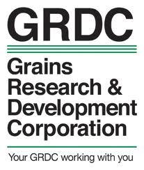 New GRDC logo